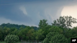 Tornadoes Rip Across Midwestern United States