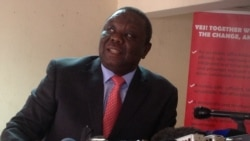Cato Institute: West Has Abandoned Tsvangirai