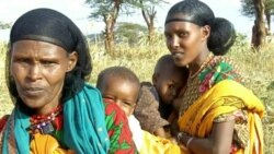 Surrupa District in Borena Ethiopia Mothers