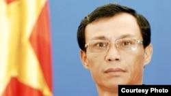 Phát ngôn viên Bộ Ngoại giao Việt Nam Lương Thanh Nghị