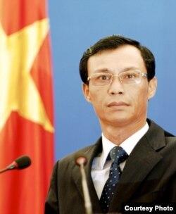 越南外交部发言人梁青毅