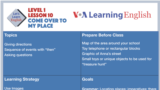 Let's Learn English - Level 1 - Lesson 10
