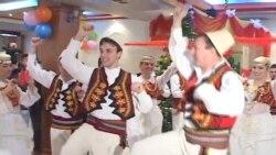 Viti i Ri në Tiranë