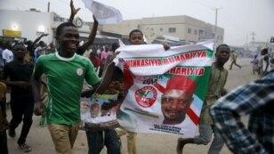 نائیجیریا کے انتخابات میں محمد بوہاری کی جیت