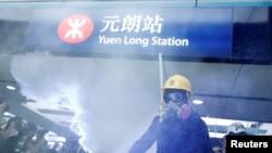 香港又發生數宗毀壞公共財物案件