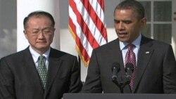 Obama'nın Dünya Bankası Başkan Adayı Belli Oldu