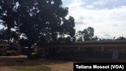 Bingerville, à 15 kilomètres d'Abidjan, le 25 octobre 2015.