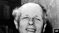 前苏联诺贝尔和平奖得主萨哈罗夫