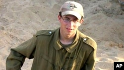 Captured Israeli soldier Gilad Shalit (file)