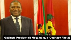 Presidente Filipe Nyusi