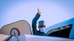 Shugaba Buhari (Facebook/Femi Adesina)