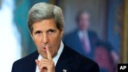 美國國務卿約翰.克里將重返中東重新啟動停滯不前的以巴和平進程
