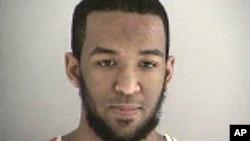俄亥俄州漢密爾頓的巴特勒郡監獄提供的穆尼爾·阿卜杜卡德的照片