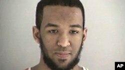 俄亥俄州汉密尔顿的巴特勒郡监狱提供的穆尼尔·阿卜杜卡德的照片