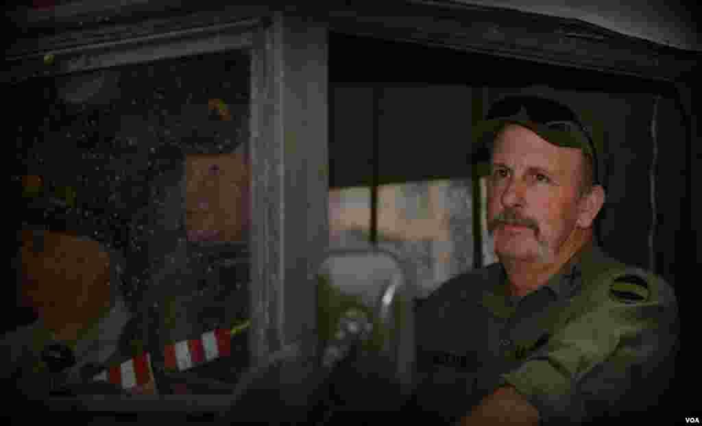 Водитель (форма времен Вьетнамской войны)