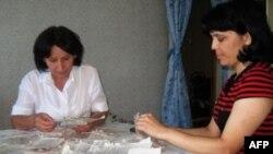 Malohat Eshonqulova va Saodat Omonova