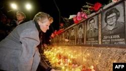 Ukrajinci pale sveće za žrtve nesreće u Černobilu