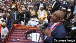 Rais wa zamani wa Comoros Azali Assoumani