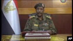 Janar Abdel-Fattah Burhan.