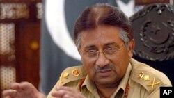 Parvez Musharraf, Pokiston sobiq prezidenti