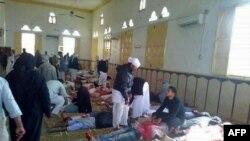 Napad militanata izveden je na džamiju u gradu Bir al-Abed na Sinajskom poluotoku u Egiptu, 24. novembar 2017.