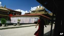 西藏风貌。(资料照片)
