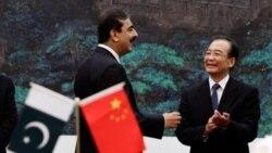 پاکستان جنگنده چینی می خرد