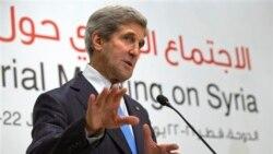 敘利亞之友國家誓言加強援助反政府力量