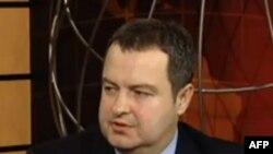 Dačić: Pitanje statusa izvire iz svakog otvorenog pitanja