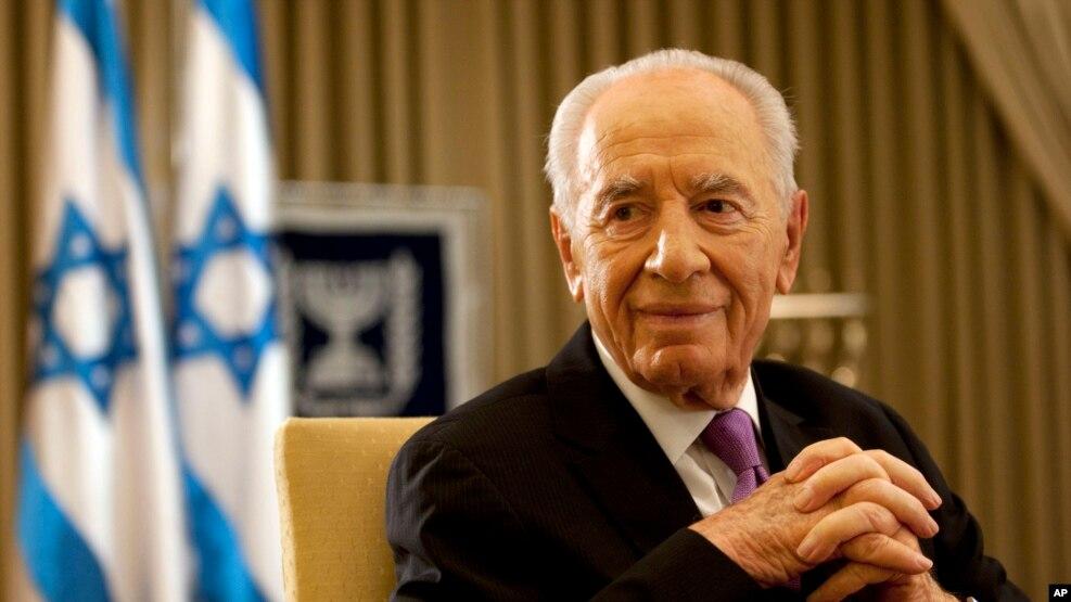 Vdes Shimon Peres