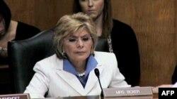 Senator Barbara Bokserin ofisi nominasiyaya saxlama tətbiq etməsi haqda xəbərləri nə təsdiq nə də təkzib edir.