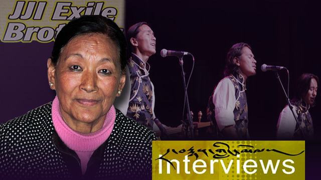 VOA Interviews: Nyima Phanthok, Mother of JJI Exile Brothers