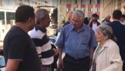 Ata: Mehman Hüseynovdan qida qəbul etməsini xahiş etdim