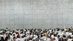 Muslim Hajj Pilgrimage Enters Final Stage