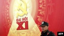 Đại hội Đảng Cộng sản Việt Nam lần thứ 11 diễn ra từ ngày 12 đến 19/1 tại Hà Nội.