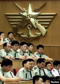 中国国防大学校长政委换人?老校长王上将涉嫌犯罪