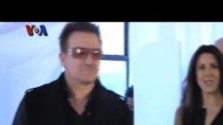 Bono dan Syamsir Alam - VOA Pop News