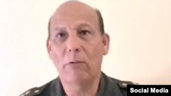 سرهنگ «روبن پاز جمیمنز» در یک فایل ویدئویی حمایت خود را از خوان گوایدو رئیس جمهور موقت ونزوئلا اعلام کرده است.