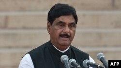 印度农村发展部长穆德。