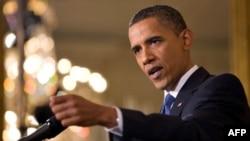 """Tổng thống Obama nói rằng ông Lưu đã """"hy sinh tự do cho những gì mình tin tưởng"""""""