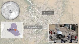 Sadr City, Baghdad, Iraq