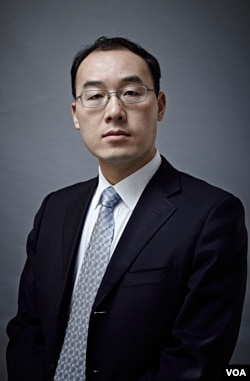 北京维权律师张磊(张磊提供)