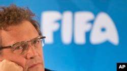 被停職的國際足協主席高級助手瓦爾克