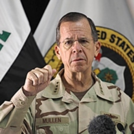Admiral Mike Mullen (File Photo)