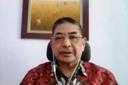 Kepala Lembaga Biologi Molekular Eijkman Prof Amin Subandrio. (Foto: VOA/Nurhadi Sucahyo)