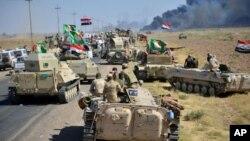 شهرک حویجه آخرین پایگاه تندروان گروه دولت اسلامی در شمال عراق بود