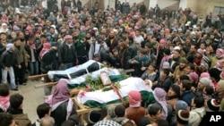 Çalakvan: Êrîşa Rejîma Sûrî li Dijî Humsê Berdewam e