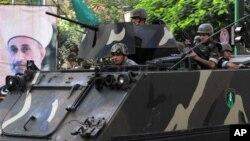 Tiga tentara Lebanon tewas dan lima lagi cedera dalam bentrokan hari Jumat dengan kawanan bersenjata di Lebanon timur laut (foto: dok).