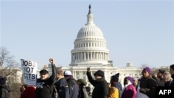ABD'de Bütçe Kesintileri Kaygıyla Bekleniyor