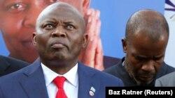 Vital Kamerhe, leader de l'Union pour la nation congolaise (UNC) à Nairobi, au Kenya, le 23 novembre 2018.